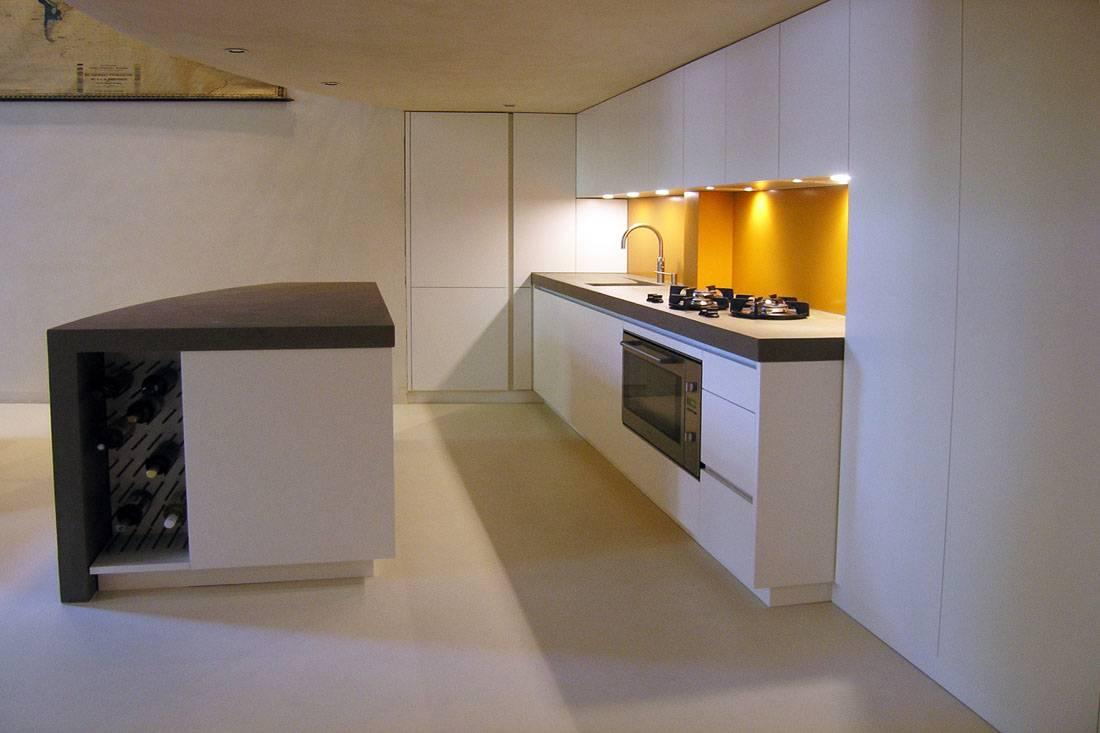 keuken op maat beton cire Firma 400