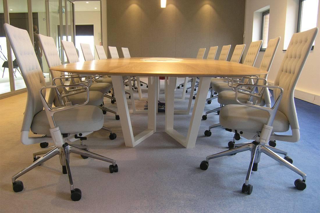design vergadertafel op maat Firma 400